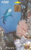 COSTA RICA - Shark, 04/00, Used - Costa Rica