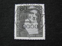 BRD  1162  O - [7] République Fédérale