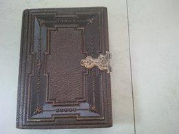 BELLE ALBUM PHOTO CDV 1866 PHOTOGRAPHE OGEE LYON - Albums & Collections