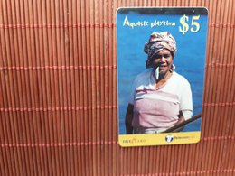 Prepaidcard Fiji Used Rare - Fiji