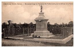 Cercy La Tour - Monument Des Poilus - Other Municipalities