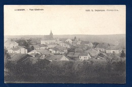 Corbion( Bouillon). Vue Générale Avec L'église St. Jean - Baptiste. - Bouillon