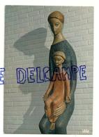Gentinnes. Chapelle Mémorial-Kongolo. Notre-Dame D'Espérance. Sculpt. R. Mailleux, Genk. Edit. Collège Spiritain. IRIS - Chastre