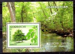 Hoja Bloque De Azerbaiján Nº Yvert 88 ** TEMA EUROPA - Azerbaiján