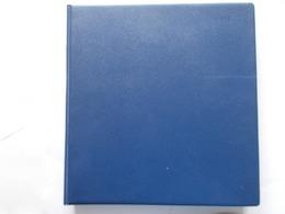 CANADA  - ALBUM + Feuilles  + De L'année 1992  A 1998 Avec La Pochette Pour Y Mettre Les Timbres Neuf  - Voir Photo - - Albums & Bindwerk