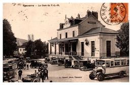 Tonnerre - La Gare - Tonnerre