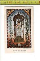 KL 9996 - H KIND JEZUS VAN PRAAG BIJ DE KARMELIETEN TE IEPER - Devotion Images