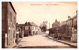 Ouroux - Place De La Mairie - Other Municipalities