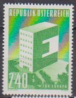 Österreich 1959 Nr.1059 ** Postfr. EUROPA ( A241 ) Günstige Versandkosten - 1945-60 Unused Stamps