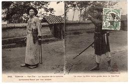 VIET NAM - TONKIN - YEN-THÉ - Le Boucher De La Colonne Surnommé Raoul Par Nos Soldats - Ed. P. Dieulefils, Hanoi - Vietnam