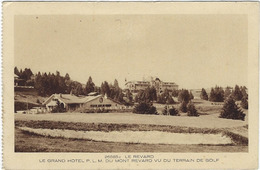 73 Le Revard  Le Grand Hotel Plm  Vudu Terrain De Golf - Autres Communes
