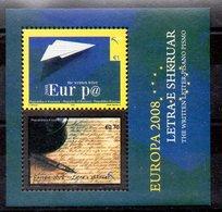 Hoja Bloque De Kosovo Año 2008** TEMA EUROPA - Kosovo