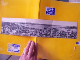 Cpa Constantinople Turquie Maxicarte Panorama - Turquie