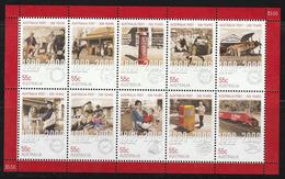 AUSTRALIE - N°3042/51 ** (2009) Bicentenaire De La Poste Australienne - 2000-09 Elizabeth II