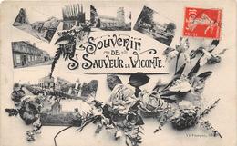 Souvenir De SAINT SAUVEUR LE VICOMTE - Multivues - Saint Sauveur Le Vicomte