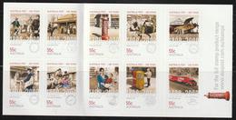 AUSTRALIE - Carnet N°3052 ** (2009) Bicentenaire De La Poste Australienne - Libretti