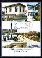 Hoja Bloque De Kosovo Año 2012 ** TEMA EUROPA - Kosovo