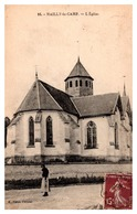 Mailly Le Camp - L'Eglise - Mailly-le-Camp