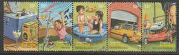 AUSTRALIE - N°3027/31 ** (2009) Inventions Australiennes - 2000-09 Elizabeth II