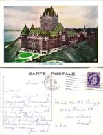 Canado Quebec - Québec - Château Frontenac