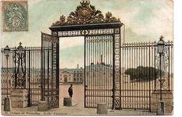 Palais De Versailles - Grille D'honneur - Versailles