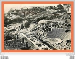A307/579 69 - LYON Vue Generale Des Deux Theatres Romains - France