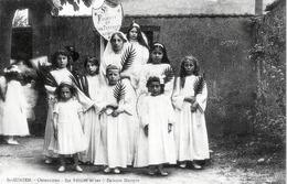 D87 - ST JUNIEN - OSTENSIONS - SAINTE FELICITE ET SES 7 ENFANTS MARTYRS - Saint Junien