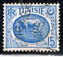 TUN 181 // YVERT 344 A // 1950-53 - Tunisia (1888-1955)