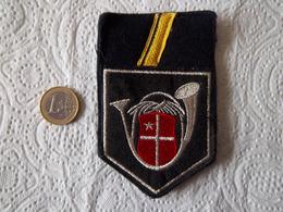 Insigne Tissu 3° Bataillon De Chasseurs Alpins - Armée De Terre
