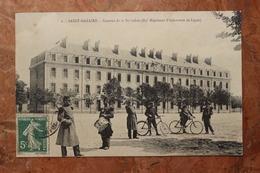 SAINT NAZAIRE (44) - CASERNE DE LA BRIANDAIS (64ème REGIMENT D'INFANTERIE DE LIGNE) - Saint Nazaire