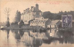 Chateau De La BRISETTE à M. De La HAUTIERE - Arrondissement De VALOGNES - Valognes