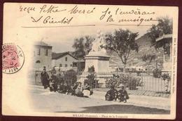Millau Place De La Fraternité - Aveyron 12100 - Statue Groupe D' Enfants - Millau