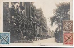 """Luzern 1924 Pour Dijon Dévié Vers Brognon  Nbx Taxes  + Mention Manus  """"refusé"""" - LU Lucerne"""