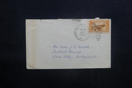 PHILIPPINES - Enveloppe Pour La Suisse En 1937 Par Avion, Affranchissement Plaisant Surchargé - L 41488 - Philippines