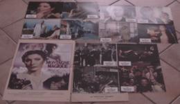 AFFICHE CINEMA FILM ORIGINALE LA MONTAGNE MAGIQUE + 12 PHOTOS EXPLOITATION PISIER STEIGER AZNAVOUR 1983 - Affiches & Posters