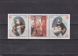 Orden De Malta Nº 556 Al 558 - Malta (la Orden De)