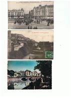 1935-719  18cp Belfort   Dep 90 La Vente Sera Retirée  Le 14-09 - Belfort - City