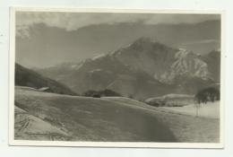 VALSASSINA - MAGGIO - CAMPO DA SCI CON VISTA DELLA GRIGNETTA 1934 VIAGGIATA FP - Como