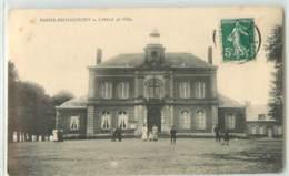 28953 - SAINS RICHAUMONT - L HOTEL DE VILLE - Unclassified