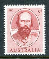 Australia 1962 Centenary Of Stuart's Crossing Of Australia MNH (SG 342) - 1952-65 Elizabeth II : Pre-Decimals