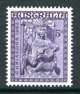 Australia 1962 Christmas MNH (SG 345) - 1952-65 Elizabeth II : Pre-Decimals