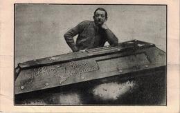 Carte GILBERTY LE ROI DES JEUNEURS (1926) - Cartes Postales