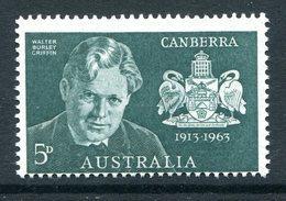 Australia 1963 50th Anniversary Of Canberra MNH (SG 350) - 1952-65 Elizabeth II : Pre-Decimals