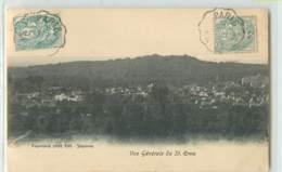 29735 - SAINT ERME OUTRE ET RAMECOURT - VUE GENERALE DE ST ERME - France