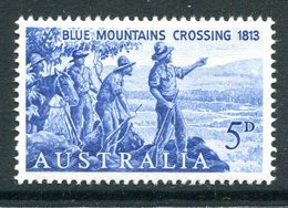 Australia 1963 150th Anniversary Of First Crossing Of Blue Mountains MNH (SG 352) - Mint Stamps