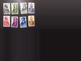 Spanien Mi. 1269/76 ** - 1931-Heute: 2. Rep. - ... Juan Carlos I