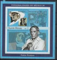 Guinee Bissau 2001 Pablo PICASSO  MNH - Mao Tse-Tung