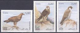 Algerien Algeria Algerie 2010 Tiere Fauna Animals Vögel Birds Oiseaux Aves Uccelli Adler Falken, Mi. 1618-0 ** - Algeria (1962-...)