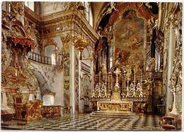 Einsiedeln, Switzerland, Chor Der Klosterkirche, Postcard [23428] - SZ Schwyz