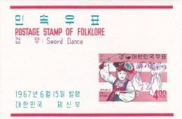 Corea Del Sur Hb 134 Al 136 - Corea Del Sur